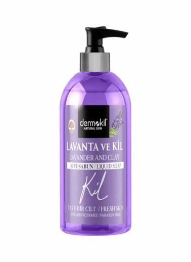 Dermokil Dermokil Sıvı Sabun Natural Lavanta Kil 500 Ml Renksiz